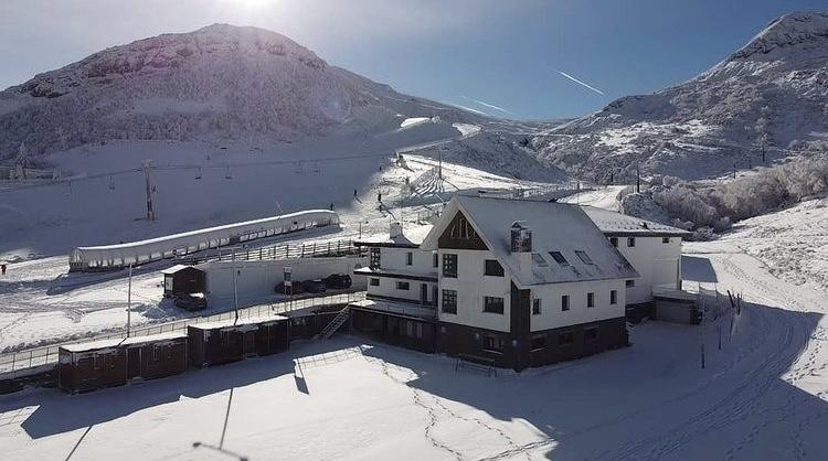 Estación de Esquí Valgrande Pajares, Lena. Invierno 2021